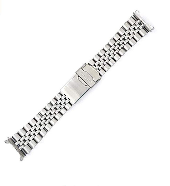 Seiko Watch Band 44G1ZZ Stainless Steel SKX175 SKX173 SKXA35 22mm