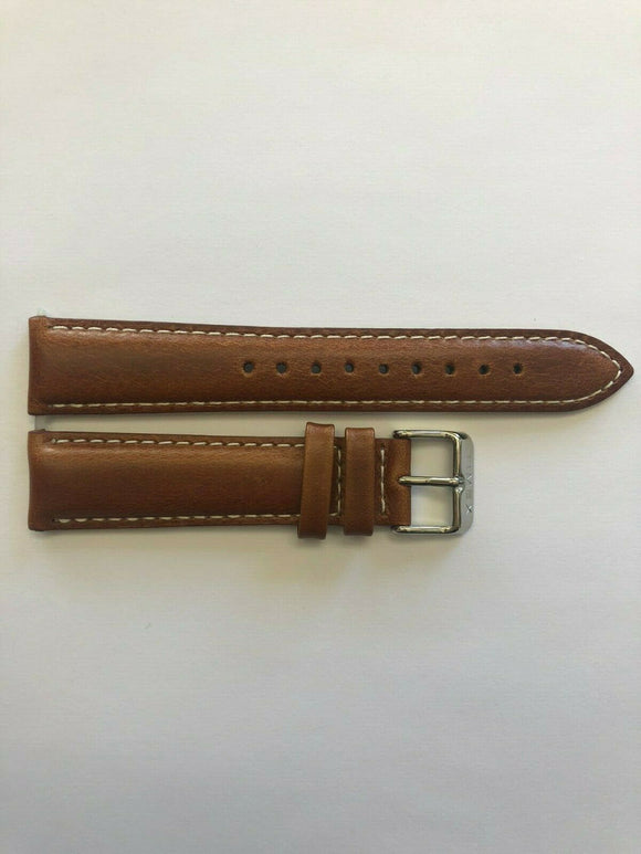 Timex Men's Brown Watch band 20mm watch model T2M489