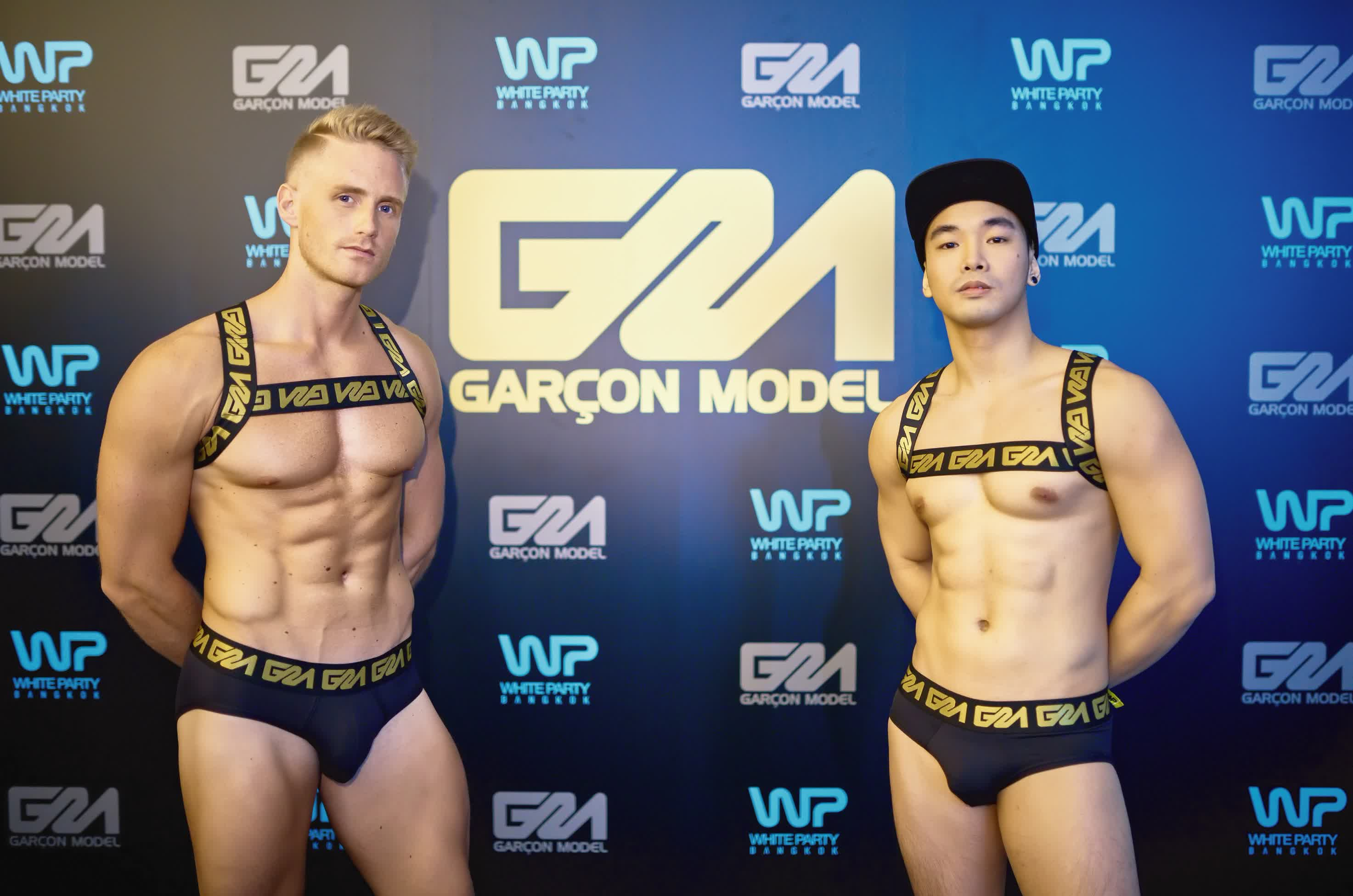 Garçon Sexy Men's Underwear and Swimwear