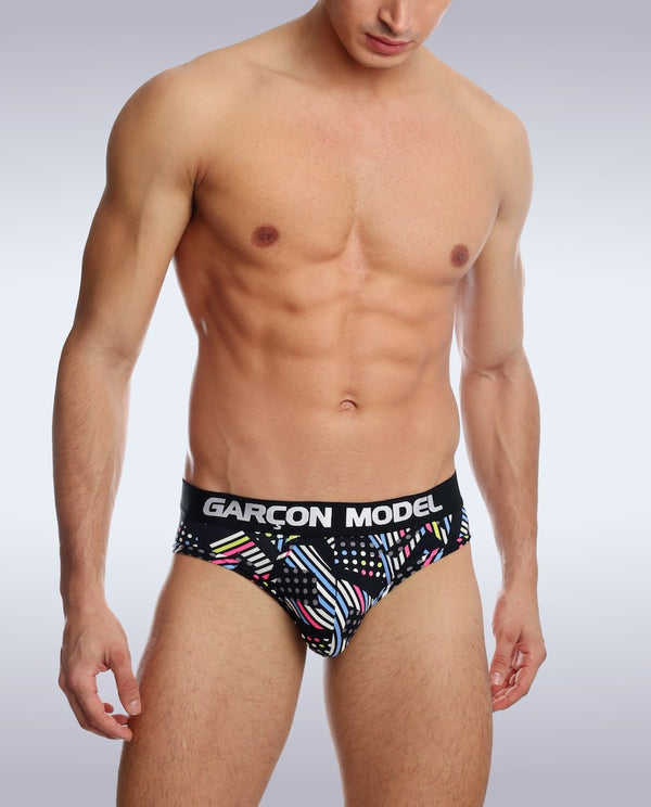 Galaxy Brief - Garçon Underwear sexy men's underwear Briefs Garçon Underwear
