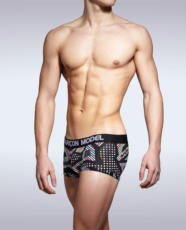 Galaxy Trunk - Garçon Underwear sexy men's underwear Trunks Garçon Underwear