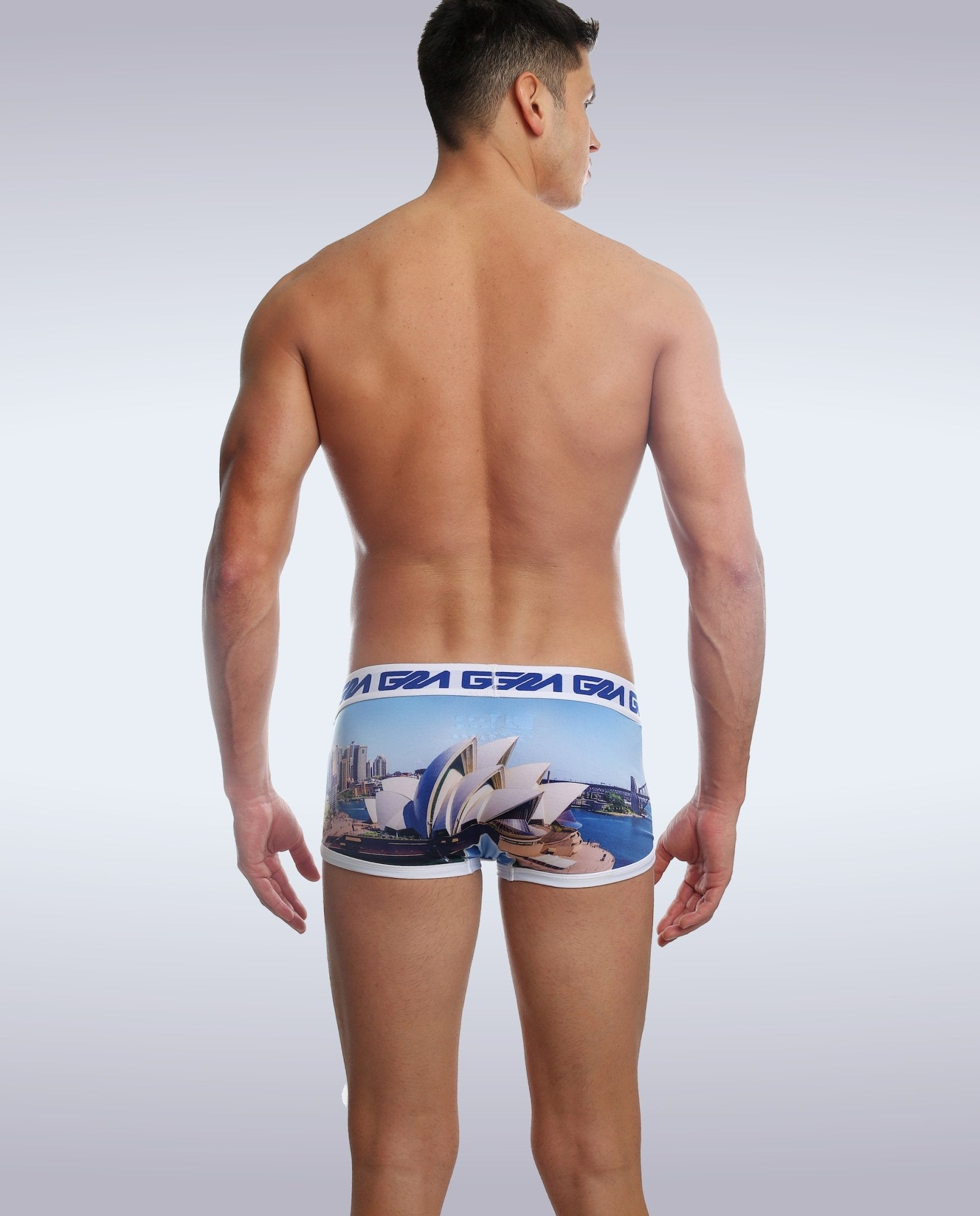 Sydney Trunks - Garçon Underwear sexy men's underwear Trunks Garçon Underwear