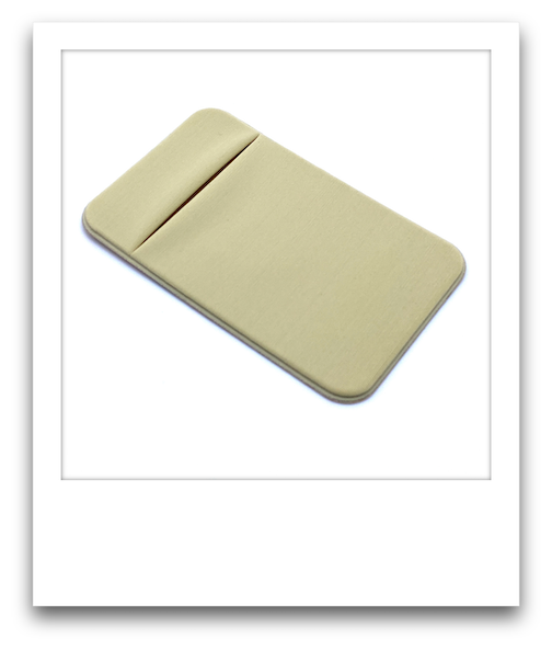 Phone Pouch  |  Cream