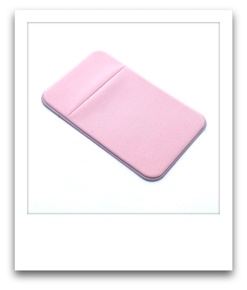 Phone Pouch  |  Pink