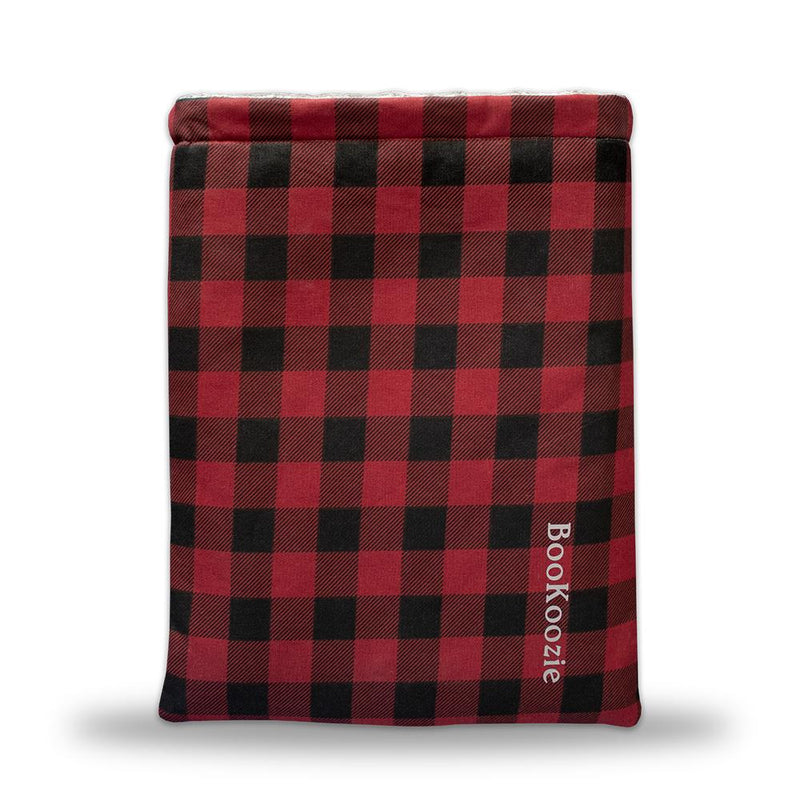 Bookoozie - Buffalo Plaid Print - Nickel City Innovations, Inc.