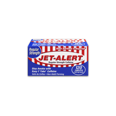 Jet-Alert Regular Strength Tablet - Nickel City Innovations, Inc.