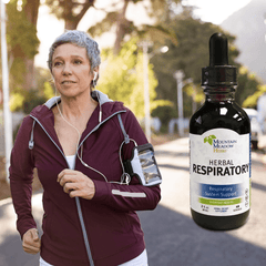 Mountain Meadow Herbs Herbal Respiratory (2 oz.) - Nickel City Innovations, Inc.