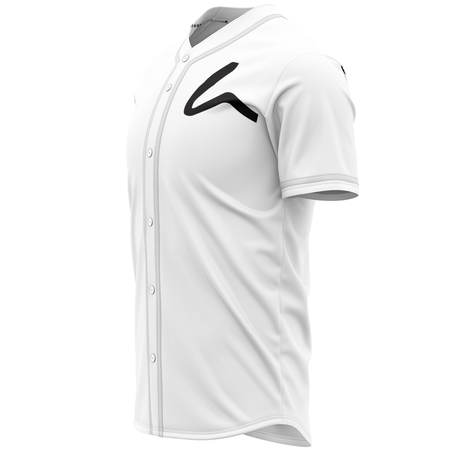 House Of Artem Classic White Baseball Jersey