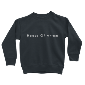 House Of Artem Classic Kids Sweatshirt