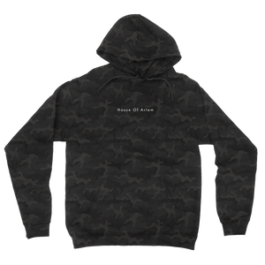 House Of Artem Camouflage Adult Hoodie