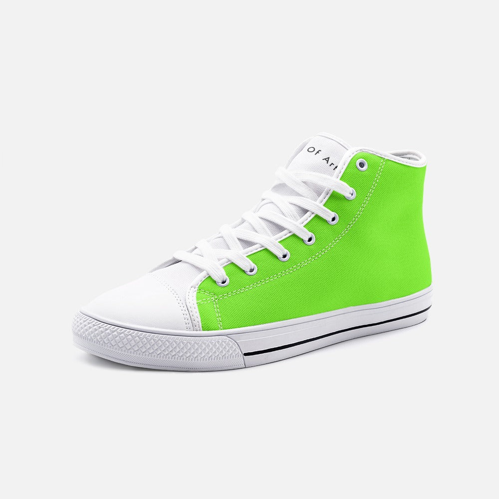 House Of Artem ''80s'' Fluo High Top