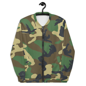 House Of Artem ''War Desire'' Bomber Jacket