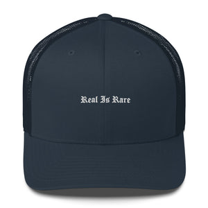 La Maison D'Artem ''Real Is Rare'' Trucker Cap