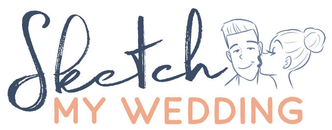 Sketch My Wedding Caricatures And Cartoon Portraits