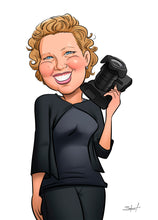Load image into Gallery viewer, Business Caricatures