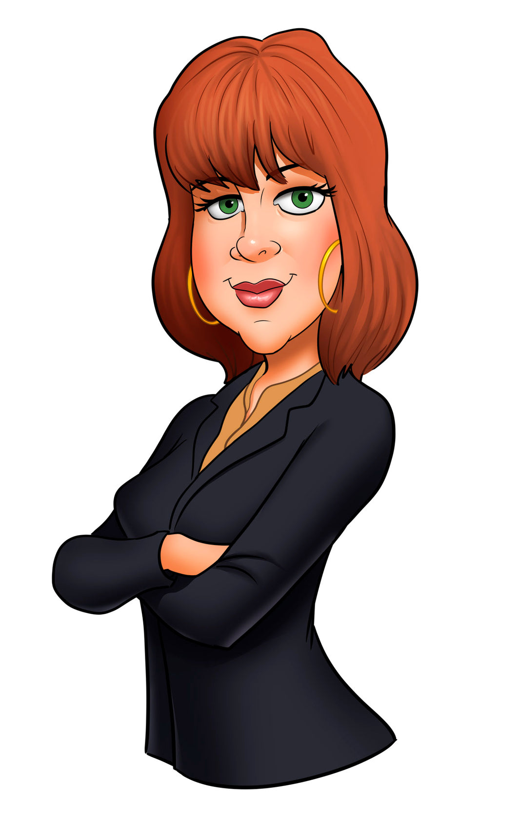 Business Caricatures