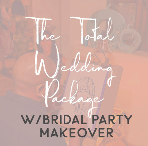 TWP + Bridal Party Make-Over