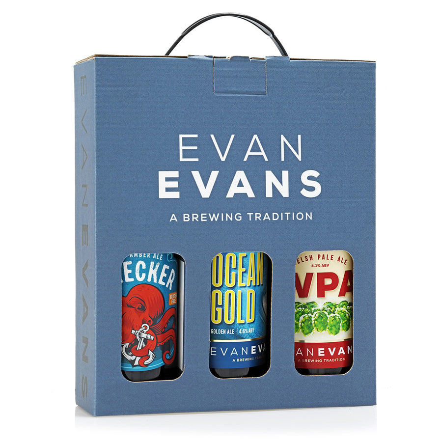 Evan Evans Blue Gift Packs