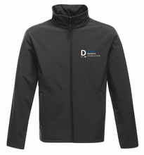 Load image into Gallery viewer, LIGHTWEIGHT SOFTSHELL jacket with EDL logo