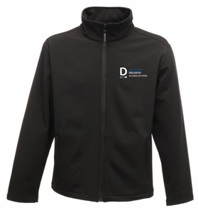 LIGHTWEIGHT SOFTSHELL jacket with EDL logo