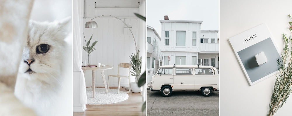 light and airy presets for Instagram