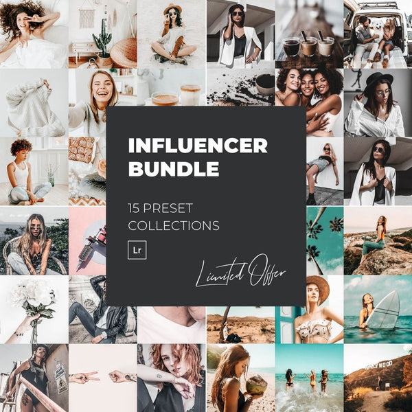 Influencer Bundle (16 Preset Collections)