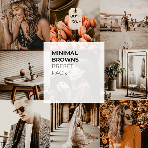 Minimal Collection (5 Packs)