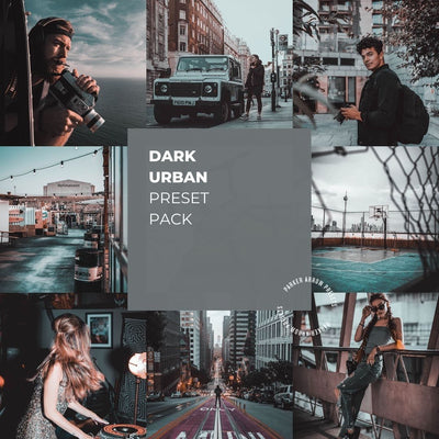 Dark Urban Pack