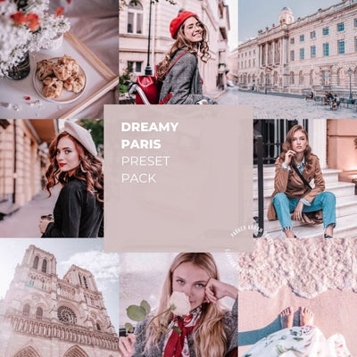 Dreamy Paris Pack