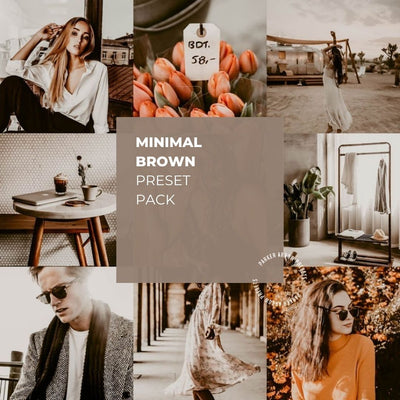 Minimal Brown Pack