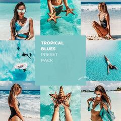 Tropical Blues Pack
