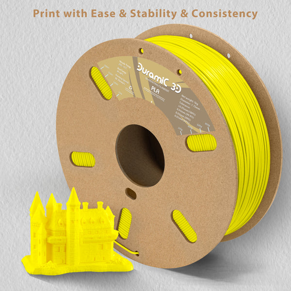 DURAMIC 3D Premium PLA (PLA Plus) Filament