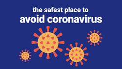 The Safest Place to Avoid Coronavirus? Chances Are It's Your Pool.