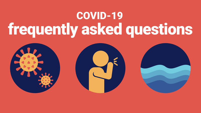 COVID-19 FAQS: Here's Everything You Need to Know
