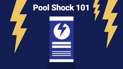 Pool Shock 101: What It Is, Why It Matters, and How to Use It—the Easy Way
