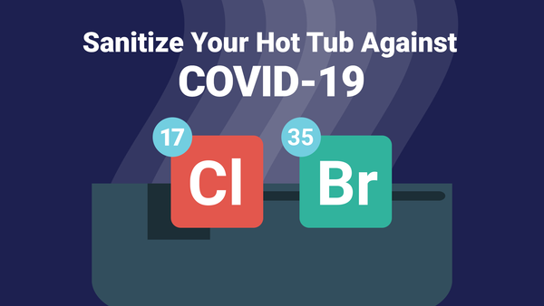 How to Sanitize Your Hot Tub Against the COVID-19 Virus—Fast