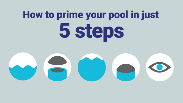 How to prime your pool pump in just 5 easy steps