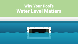 Why Your Pool's Water Level Matters—And How to Maintain It