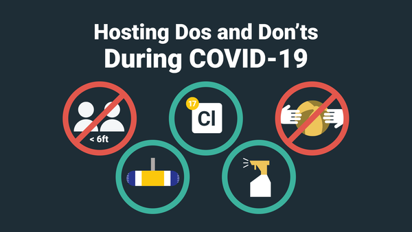 Guests in Your Pool? Hosting Dos and Don'ts During COVID-19