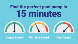 How to Find Your Perfect Pool Pump in Fifteen Minutes