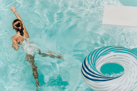 Safest Place to Avoid Coronavirus could be your pool