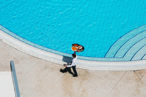 how to properly clean your pool