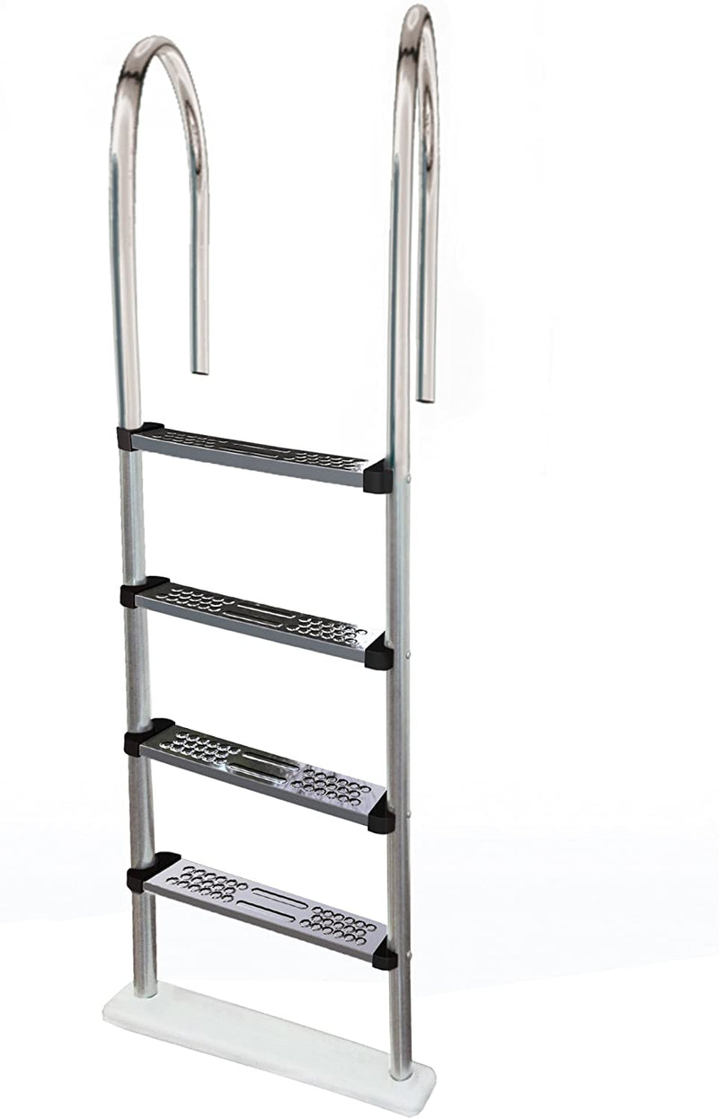 Stainless Steel In-Pool Ladder for Above Ground Pools