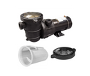 2020 Maxi Force Single Speed Energy Efficient Above Ground Swimming Pool Pump With 2 Year Warranty Available in 3/4 HP 1 HP 1.5 HP and 2 HP