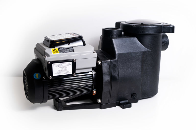 2HP Energy Star Variable Speed In Ground Blue Torrent Cyclone Swimming Pool Pump (Qualifies for Utility Rebates)