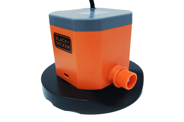 Black & Decker 800 GPH Automatic Pool Cover Pump
