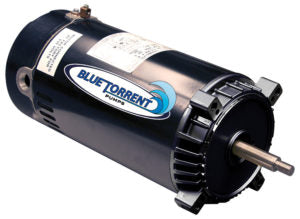 Hayward Super Pump Replacement Motor For 48 Frame Pump (1.5 HP, 115VT/230VT)