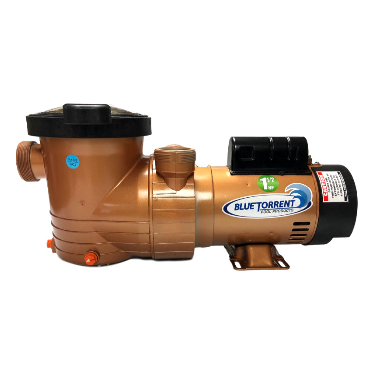 Copper Force Above Ground Pool Pump with On/Off Switch