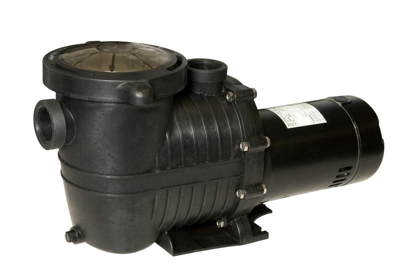 1 HP Supreme In Ground Swimming Pool Pump 115V 1.5 Threaded With Cord