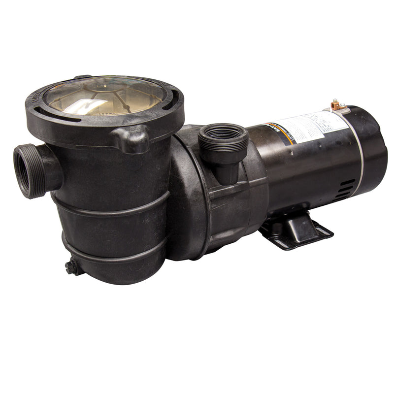 Maxi Force Single Speed 1HP Energy Efficient Above Ground Swimming Pool Pump With On/Off Switch With 2 Year Warranty